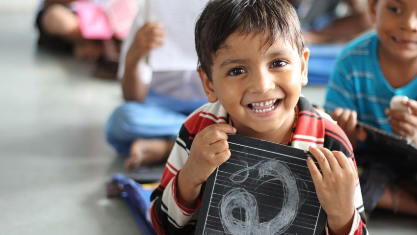 Save the Children - Why India Needs to Focus on Ed
